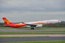flytaka78さんが、マンチェスター空港で撮影した海南航空 A330-343Xの航空フォト(写真)
