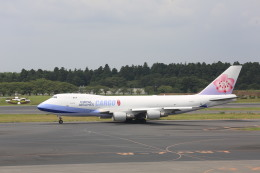 meijeanさんが、成田国際空港で撮影したチャイナエアライン 747-409F/SCDの航空フォト(写真)