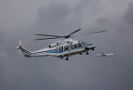 ケロさんが、鹿児島空港で撮影した海上保安庁 AW139の航空フォト(写真)
