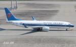 RINA-200さんが、羽田空港で撮影した中国南方航空 737-81Bの航空フォト(写真)