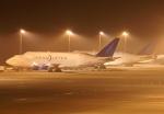 やまっちさんが、中部国際空港で撮影したボーイング 747-409(LCF) Dreamlifterの航空フォト(写真)