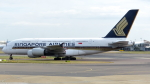 誘喜さんが、ロンドン・ヒースロー空港で撮影したシンガポール航空 A380-841の航空フォト(写真)