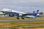 あしゅーさんが、伊丹空港で撮影した全日空 777-281の航空フォト(写真)