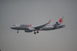 JA8037さんが、香港国際空港で撮影したジェットスター・ジャパン A320-232の航空フォト(写真)
