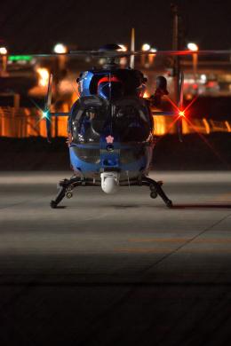 sepia2016さんが、成田国際空港で撮影した千葉県警察 BK117C-2の航空フォト(写真)
