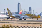 panchiさんが、成田国際空港で撮影したスクート 787-9の航空フォト(写真)