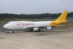 meijeanさんが、成田国際空港で撮影したエアー・ホンコン 747-467(BCF)の航空フォト(写真)