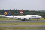 meijeanさんが、成田国際空港で撮影したルフトハンザドイツ航空 747-430の航空フォト(写真)