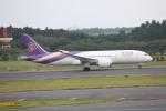 meijeanさんが、成田国際空港で撮影したタイ国際航空 787-8 Dreamlinerの航空フォト(写真)