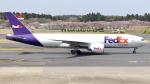 誘喜さんが、成田国際空港で撮影したフェデックス・エクスプレス 777-FS2の航空フォト(写真)