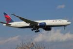 ceskykrumlovさんが、成田国際空港で撮影したデルタ航空 777-232/LRの航空フォト(写真)