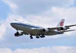 mojioさんが、成田国際空港で撮影した中国国際貨運航空 747-412F/SCDの航空フォト(写真)