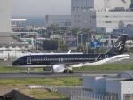 山麓さんが、羽田空港で撮影したスターフライヤー A320-214の航空フォト(写真)