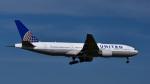 パンダさんが、成田国際空港で撮影したユナイテッド航空 777-222/ERの航空フォト(写真)
