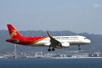 we love kixさんが、関西国際空港で撮影した深圳航空 A320-214の航空フォト(写真)