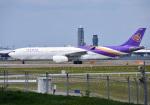 mojioさんが、成田国際空港で撮影したタイ国際航空 A330-343Xの航空フォト(写真)