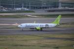 msrwさんが、羽田空港で撮影したソラシド エア 737-86Nの航空フォト(写真)