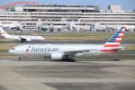 msrwさんが、羽田空港で撮影したアメリカン航空 777-223/ERの航空フォト(写真)