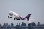 msrwさんが、羽田空港で撮影したタイ国際航空 747-4D7の航空フォト(写真)