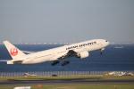 msrwさんが、羽田空港で撮影した日本航空 777-289の航空フォト(写真)