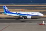 こすけさんが、羽田空港で撮影した全日空 A320-271Nの航空フォト(写真)