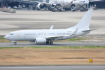 こすけさんが、羽田空港で撮影したホンコン・ジェット 737-73W BBJの航空フォト(写真)