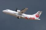 こすけさんが、鹿児島空港で撮影した日本エアコミューター ATR-42-600の航空フォト(写真)