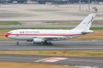 こすけさんが、羽田空港で撮影したスペイン空軍 A310-304の航空フォト(写真)