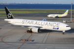 msrwさんが、羽田空港で撮影した全日空 777-281の航空フォト(写真)