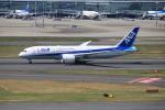 msrwさんが、羽田空港で撮影した全日空 787-881の航空フォト(写真)