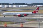 Timothyさんが、成田国際空港で撮影したヴァージン・アトランティック航空 A340-642の航空フォト(写真)