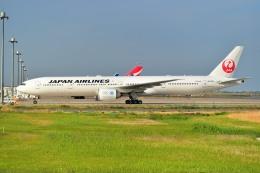 kamerajiijiさんが、羽田空港で撮影した日本航空 777-346/ERの航空フォト(写真)