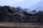 Nao0407さんが、松本空港で撮影した法人所有 G58 Baronの航空フォト(写真)