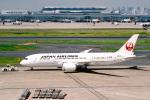 菊池 正人さんが、羽田空港で撮影した日本航空 787-846の航空フォト(写真)