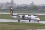 VIPERさんが、松山空港で撮影した日本エアコミューター DHC-8-402Q Dash 8の航空フォト(写真)