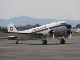 ocean falconさんが、鹿児島空港で撮影したスーパーコンステレーション飛行協会 DC-3Aの航空フォト(写真)
