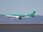 職業旅人さんが、サンフランシスコ国際空港で撮影したエア・リンガス A330-202の航空フォト(写真)