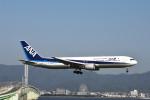 we love kixさんが、関西国際空港で撮影した全日空 767-381/ERの航空フォト(写真)