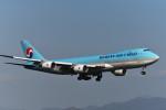 we love kixさんが、関西国際空港で撮影した大韓航空 747-8B5F/SCDの航空フォト(写真)