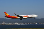 we love kixさんが、関西国際空港で撮影した香港航空 A330-343Xの航空フォト(写真)