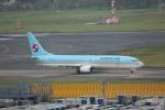 meijeanさんが、成田国際空港で撮影した大韓航空 737-9B5の航空フォト(写真)