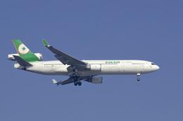 senyoさんが、羽田空港で撮影したエバー航空 MD-11の航空フォト(写真)