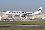 虎太郎19さんが、福岡空港で撮影したフィンエアー A330-302Xの航空フォト(写真)
