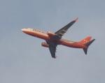 commet7575さんが、福岡空港で撮影したチェジュ航空 737-8BKの航空フォト(写真)