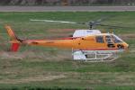 西風さんが、大館能代空港で撮影した東邦航空 AS350B Ecureuilの航空フォト(写真)