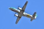 falconさんが、三沢飛行場で撮影した北海道エアシステム 340B/Plusの航空フォト(写真)