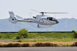 Gambardierさんが、岡南飛行場で撮影した桜十字 EC135P2+の航空フォト(写真)