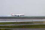 mameshibaさんが、羽田空港で撮影した航空自衛隊 747-47Cの航空フォト(写真)