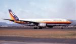 ハミングバードさんが、広島西飛行場で撮影した日本エアシステム A300B2K-3Cの航空フォト(写真)