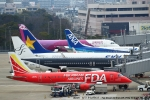tabi0329さんが、福岡空港で撮影したフジドリームエアラインズ ERJ-170-100 (ERJ-170STD)の航空フォト(写真)